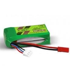 EK1-0181 Li-polymer battery 7.4V