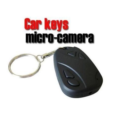 Mini porte-clé USB avec micro caméra espion 4gb 640X480