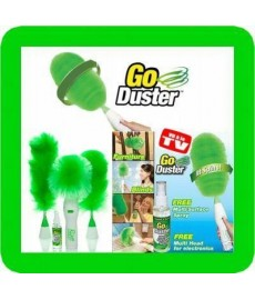 GO DUSTER plumeau electrique AS SEEN ON TV