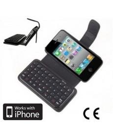 Clavier Bluetooth avec fourre pour iPhone 4, PS3, iPad