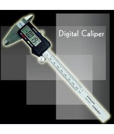 Pied à coulisse numérique 150mm avec LCD