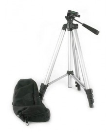 Trépied en aluminium 3 section pour appareil photo et camera