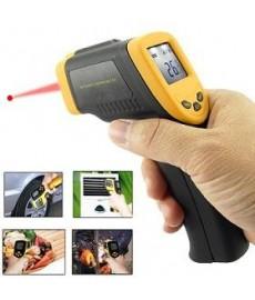 Thermomètre infrarouge professionnel avec laser -32° - 330°