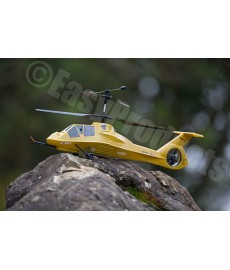 Helicoptere RC Esky COMANCHE 4 CANAUX COMPLET