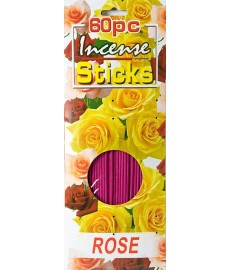 Baton d'encens parfum Rose